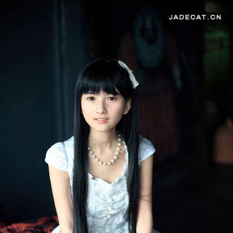 Những hot girl Trung Quốc có vẻ đẹp thiên thần 43