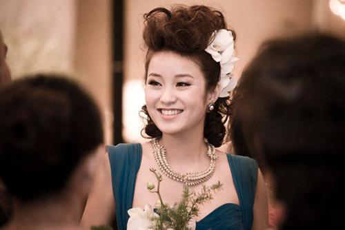 Những đám cưới hoành tráng của các hot girl Việt 13