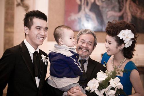 Những đám cưới hoành tráng của các hot girl Việt 9