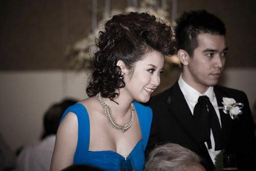 Những đám cưới hoành tráng của các hot girl Việt 15
