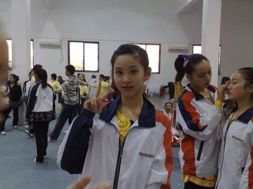 """""""Cô bé trà sữa"""" trở thành hot girl đẹp nhất Trung Quốc 4"""