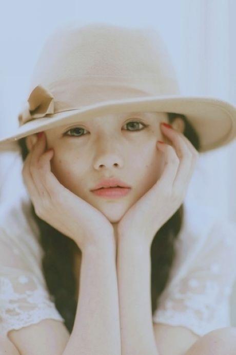 Những hot girl Trung Quốc có vẻ đẹp thiên thần 12