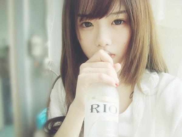 Những hot girl Trung Quốc có vẻ đẹp thiên thần 14