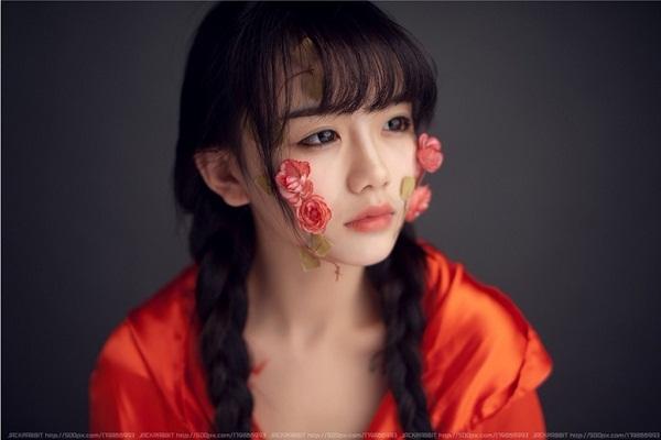 Những hot girl Trung Quốc có vẻ đẹp thiên thần 22