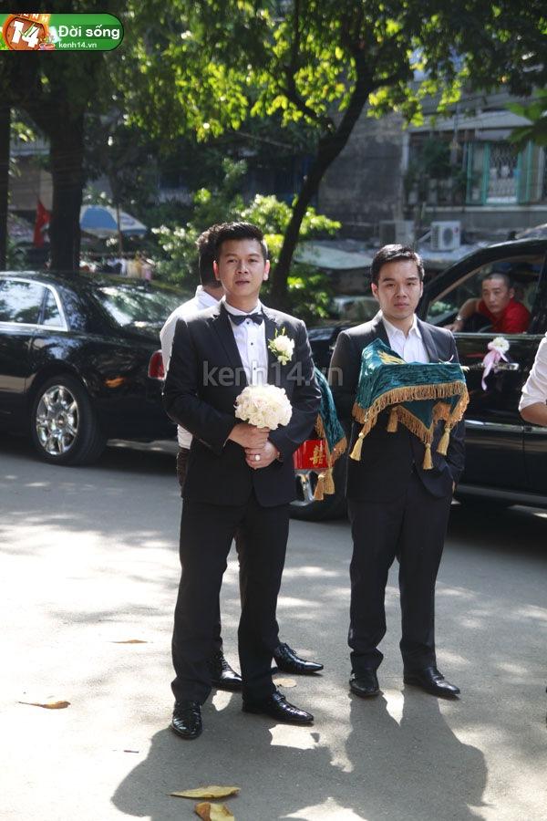 Những đám cưới hoành tráng của các hot girl Việt 29