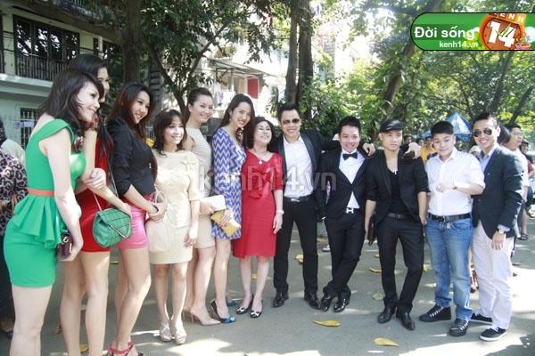 Những đám cưới hoành tráng của các hot girl Việt 28
