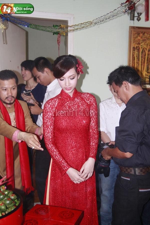 Những đám cưới hoành tráng của các hot girl Việt 31