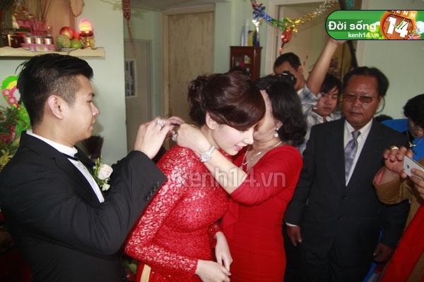 Những đám cưới hoành tráng của các hot girl Việt 33