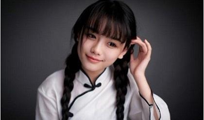 Những hot girl Trung Quốc có vẻ đẹp thiên thần 30