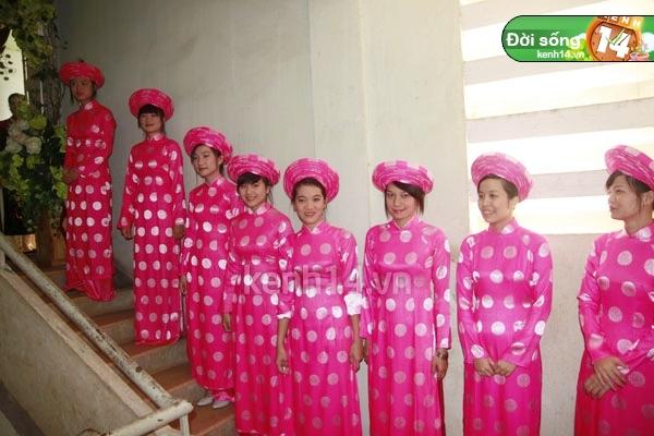 Những đám cưới hoành tráng của các hot girl Việt 19