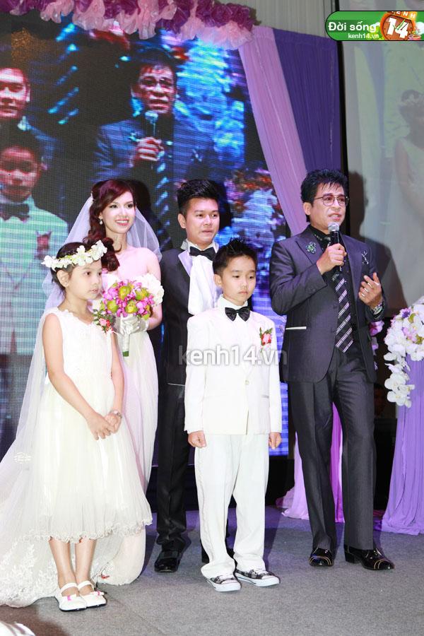 Những đám cưới hoành tráng của các hot girl Việt 50