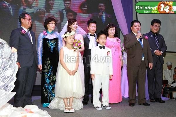 Những đám cưới hoành tráng của các hot girl Việt 49