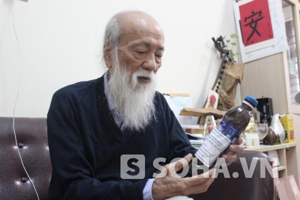 """1 trong 2 """"thần dược"""" giúp PGS Văn Như Cương thắng bệnh ung thư 2"""