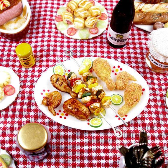 """Bộ sưu tập 18 món ăn """"tí hon"""" cực kỳ ngộ nghĩnh và đáng yêu 18"""
