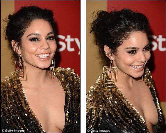 Selena, Vanessa và Ashley khoe dáng hậu Quả Cầu Vàng 3