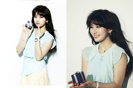 Loạt ảnh Suzy (Miss A) đẹp không cần photoshop 7