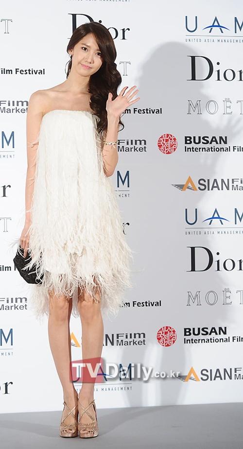 Yoona (SNSD) là thành viên nhóm nhạc nữ có làn da hoàn hảo nhất 5