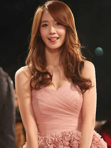 Yoona (SNSD) là thành viên nhóm nhạc nữ có làn da hoàn hảo nhất 8