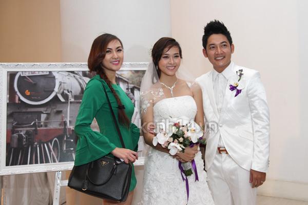 Những đám cưới hoành tráng của các hot girl Việt 70