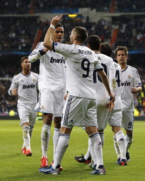 Nhìn lại trận thắng vùi dập của Kền kền trắng Real Madrid 14