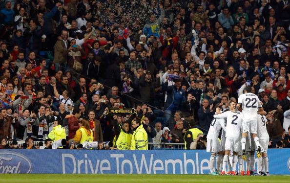 Nhìn lại trận thắng vùi dập của Kền kền trắng Real Madrid 17