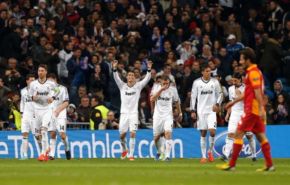 Nhìn lại trận thắng vùi dập của Kền kền trắng Real Madrid 7