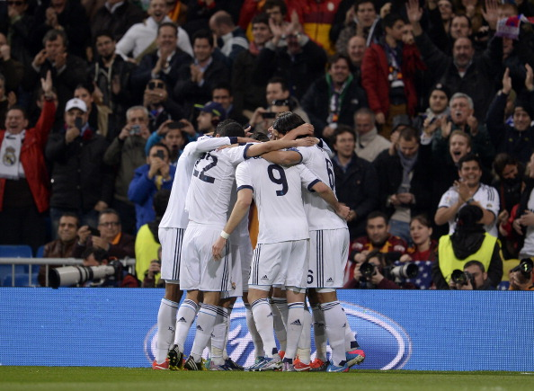 Nhìn lại trận thắng vùi dập của Kền kền trắng Real Madrid 8