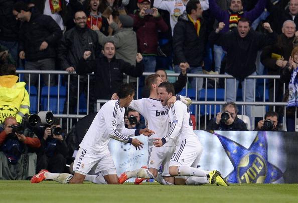 Nhìn lại trận thắng vùi dập của Kền kền trắng Real Madrid 23