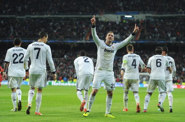 Nhìn lại trận thắng vùi dập của Kền kền trắng Real Madrid 25
