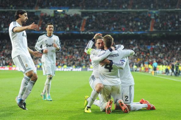 Nhìn lại trận thắng vùi dập của Kền kền trắng Real Madrid 24
