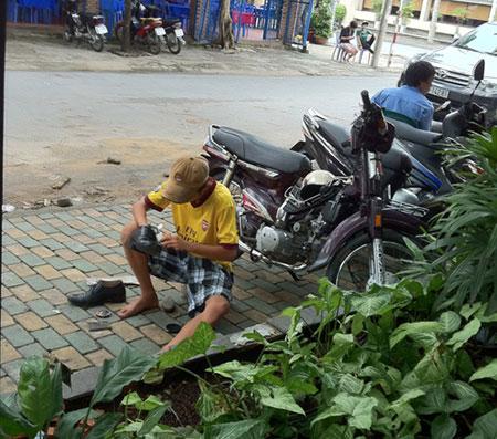 Thành phố Hồ Chí Minh xóa nạn ăn xin trước Tết Ất Mùi 1