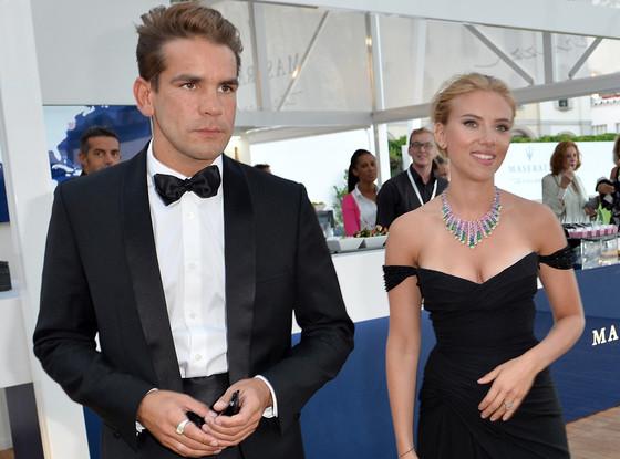 Scarlett Johansson bất ngờ báo tin có thai 2