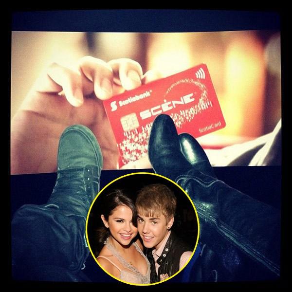 10 điều ngọt ngào nhất Justin Bieber làm cho Selena Gomez 2