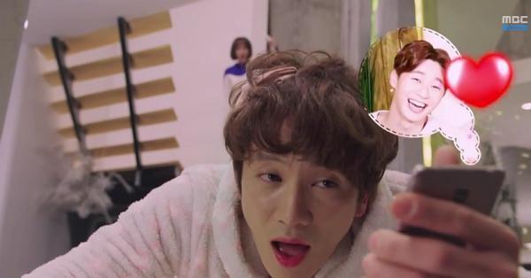 Ji Sung bỗng dưng ái mộ anh trai Jung Eum khiến fan ngỡ ngàng 3