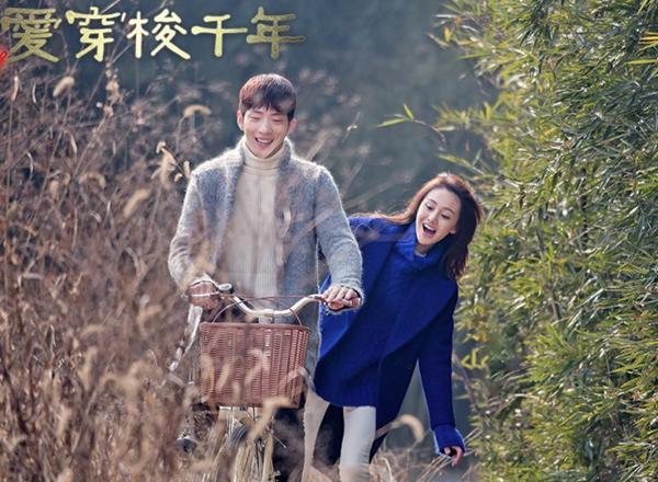 """""""Người đẹp thẩm mỹ"""" Trịnh Sảng được khen đẹp lạ trong phim mới 6"""