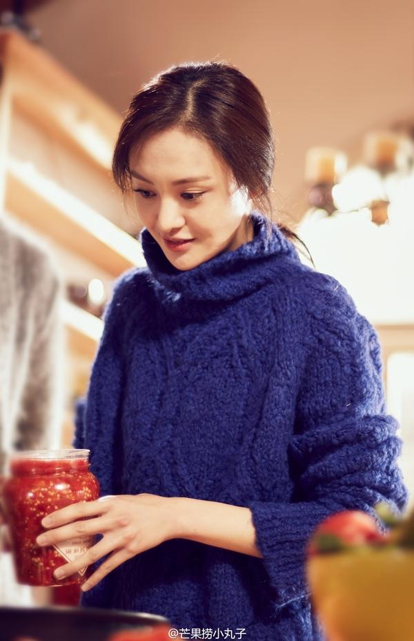 """""""Người đẹp thẩm mỹ"""" Trịnh Sảng được khen đẹp lạ trong phim mới 3"""