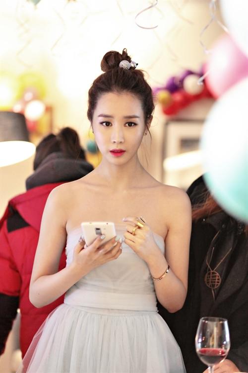 """Phim mới của Lee Da Hae - Lee Dong Wook phảng phất màu sắc """"My Girl"""" 4"""