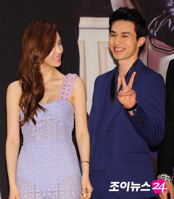 Lee Da Hae phủ nhận chuyện làm bản sao Chun Song Yi 5