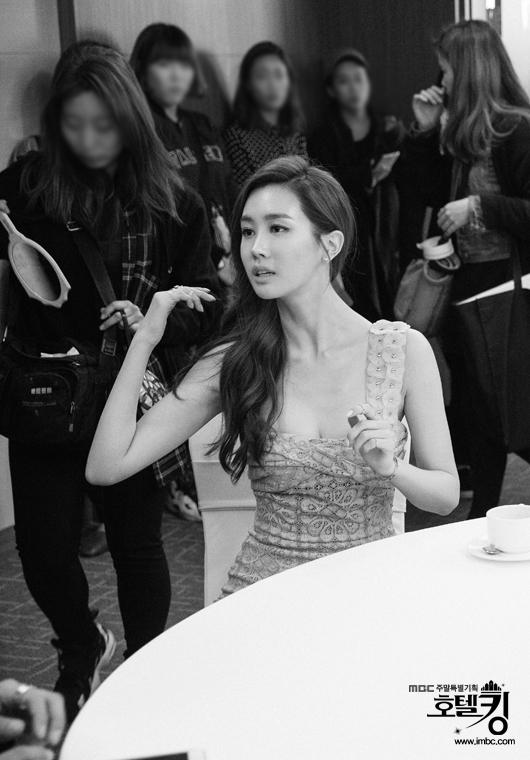 Lee Da Hae phủ nhận chuyện làm bản sao Chun Song Yi 2