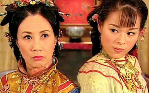 Những bà mẹ kì cựu của màn ảnh nhỏ TVB 4
