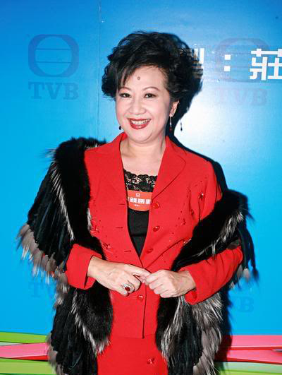 Những bà mẹ kì cựu của màn ảnh nhỏ TVB 6