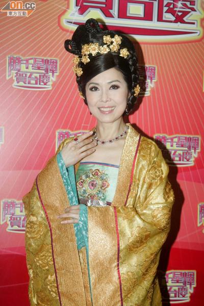 Những bà mẹ kì cựu của màn ảnh nhỏ TVB 11