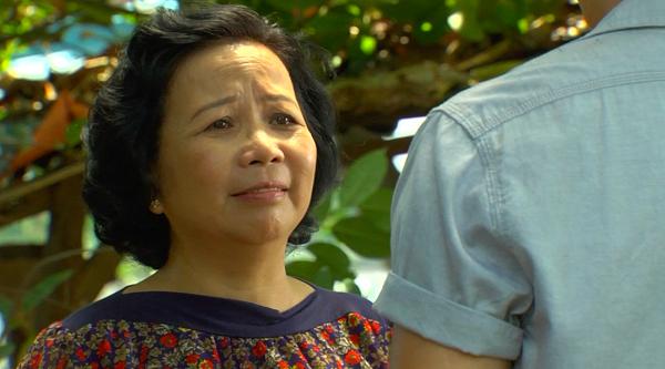 Hải Minh (Lương Mạnh Hải) nhớ mẹ đến ngẩn ngơ 6