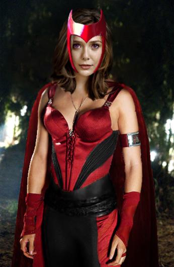 "Scarlet Witch quyết không khoe da thịt trong ""Avengers 2"" 3"