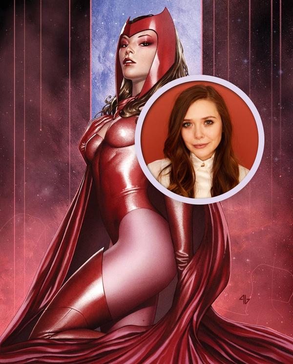 "Scarlet Witch quyết không khoe da thịt trong ""Avengers 2"" 4"