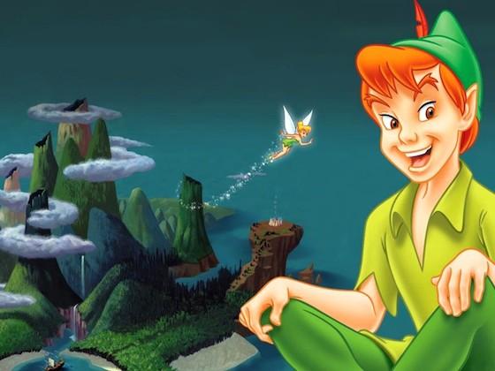 Peter Pan siêu xinh trai của màn ảnh Hollywood 2015 2