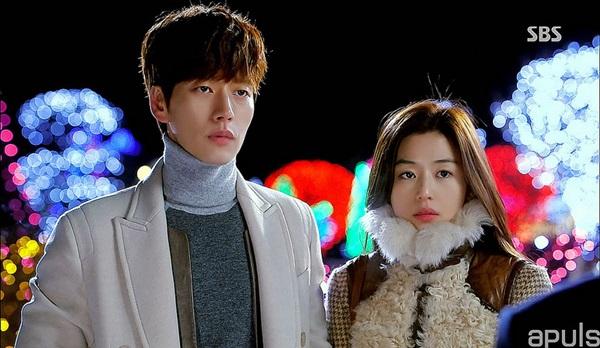 """Jeon Ji Hyun mới là người """"dụ"""" Kim Soo Hyun đóng """"Vì sao đưa anh tới"""" 6"""