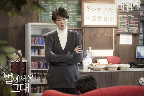 """Jeon Ji Hyun mới là người """"dụ"""" Kim Soo Hyun đóng """"Vì sao đưa anh tới"""" 4"""
