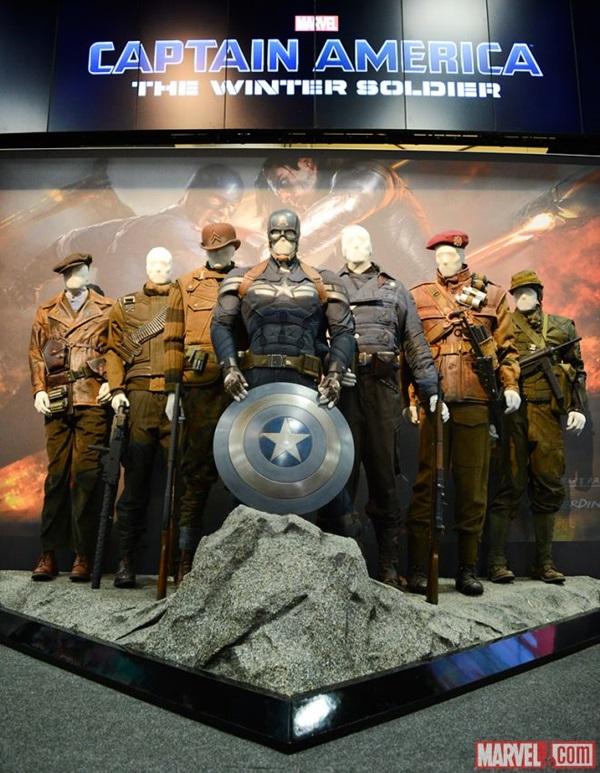 "10 bí mật thú vị của ""Captain America: The Winter Soldier"" 7"