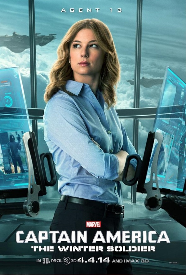 "10 bí mật thú vị của ""Captain America: The Winter Soldier"" 10"
